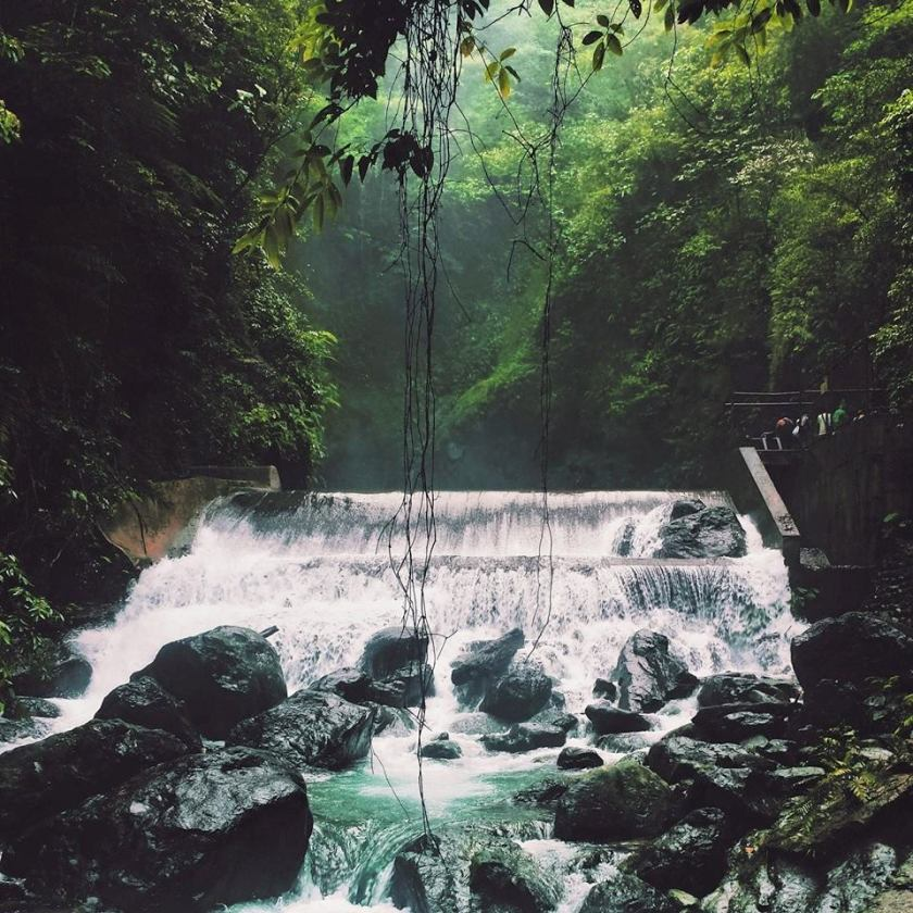 Mother Falls, Baler Aurora